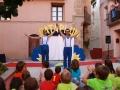 015 - CATAPLUM! 26 de julio de 2014 en Torres del Obispo (Huesca) FOTO: Julita Morro.