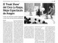 Diario del AltoAragón. 3 de enero de 2013.
