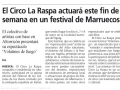 Diario del AltoAragón. 4 de mayo de 2011.