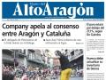 Diario del AltoAragón. 25 de agosto de 2013.