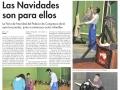 Diario de Teruel. 27 de diciembre de 2014.