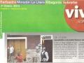 Vivir Semanal. 31 de enero de 2013.