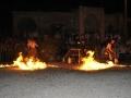 007 - Así barrían, así, así, así... 7 de mayo de 2011 en Figuig (Marruecos). FOTO: Circo La Raspa.