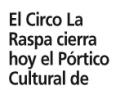 Diario del AltoAragón. 8 de septiembre de 2013.