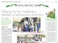 Diario del AltoAragón. 13 de agosto de 2014.