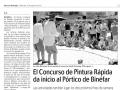 Diario del AltoAragón. 25 de agosto de 2010.