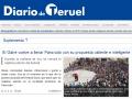 Diario de Teruel. 21 de octubre de 2014.