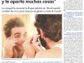 Diario de Teruel. 29 de noviembre de 2014.